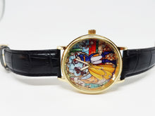 Load image into Gallery viewer, Beauty And The Beast Luxury Gift Watch | Vintage Disney Watch Collection - Vintage Radar