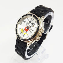 Load image into Gallery viewer, Vintage Mens Disney Watch | Mickey Mouse Silver-Tone Watch - Vintage Radar