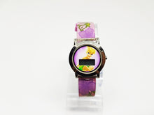 Load image into Gallery viewer, Tinker Bell Floral Disney Watch | Pink Disney Fairy Watch for Women - Vintage Radar