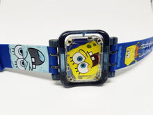 Load image into Gallery viewer, Sponge Bob Square Pants Digital Watch | Flipping Dial Watch - Vintage Radar