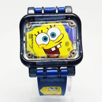 Sponge Bob Square Pants Digital Watch | Flipping Dial Watch - Vintage Radar