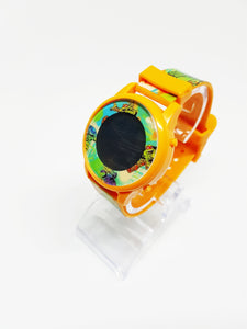Teenage Mutant Ninja Turtles Watch | Reloj digital LCD para niños - Radar vintage