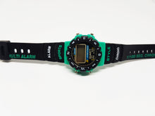 Load image into Gallery viewer, Sports Alarm Chronograph Watch | LCD Digital Sportswatch - Vintage Radar
