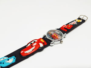 Cars Movie Quartz Watch | Cars Movie Inspired Watch for Him or Her - Vintage Radar