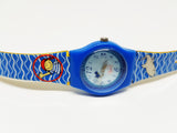 Sigikid Pirate Watch | Blue Sea Life Inspired Watch for Kids - Vintage Radar