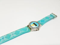 Tinker Bell Fairy Watch | Baby Blue Ladies Watch - Vintage Radar