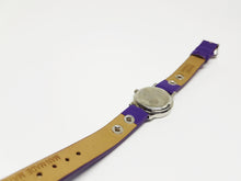Load image into Gallery viewer, Hannah Montana Pop Star Purple Watch | Cool Watch for Women - Vintage Radar