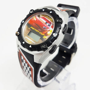 Cars Digital Watch | Cars Movie Inspired Watch for Him or Her - Vintage Radar
