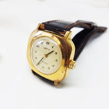 Load image into Gallery viewer, Vatic Gold Plated Watch for Women, Ladies Rare French Watch - Vintage Radar