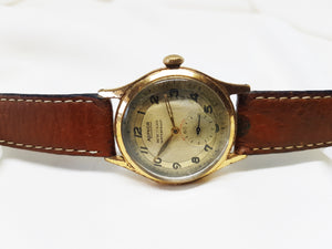 Agfhor Mechanical Watch for Men and Women, Ancre 17 Rubis Watch - Vintage Radar