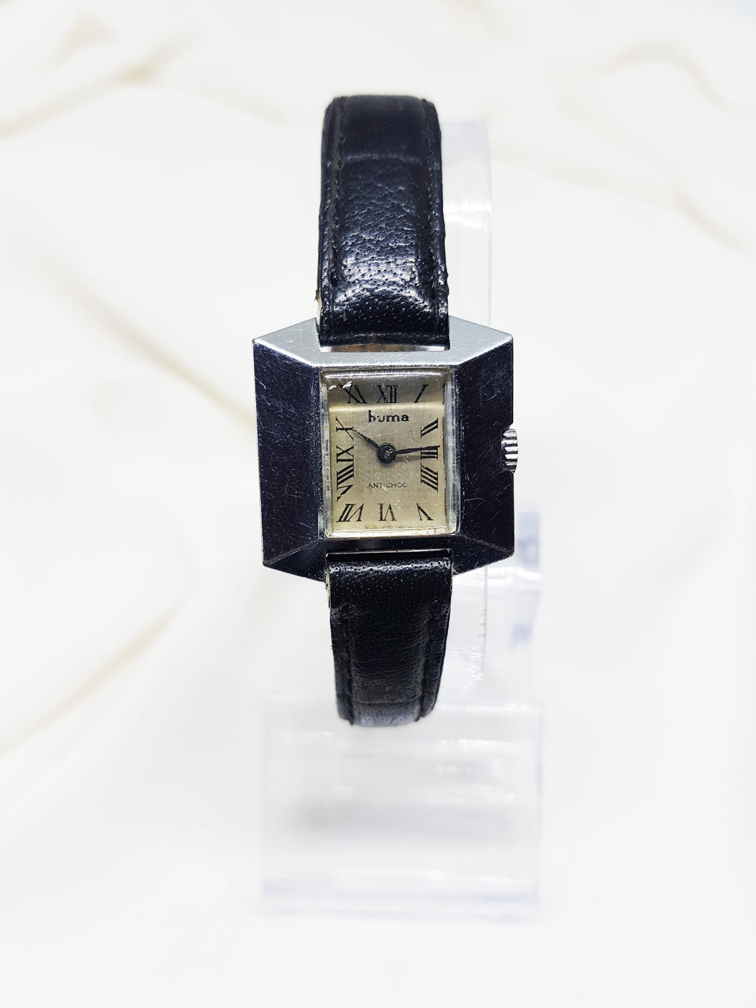 Huma Art Deco Watch for Women, Mechanical Ladies Watch - Vintage Radar