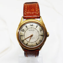 Load image into Gallery viewer, Mechanical Watch for Men and Women, Heurlux 17 Jewels Mens Watch - Vintage Radar