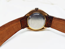 Load image into Gallery viewer, Rieser Mechanical mens watch, Large dial oval watch - Vintage Radar
