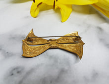 Load image into Gallery viewer, Bohemian Gold-tone Brooch, Unique Antique Jewelry Piece - Vintage Radar