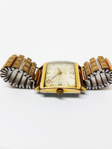 Square Mechanical Watch For Women, Vintage Women's Watch - Vintage Radar
