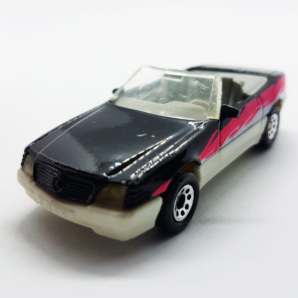 Convertible Matchbox 1990s Mercedes-Benz 500 SL | Diecast Collectible Vehicle - Vintage Radar