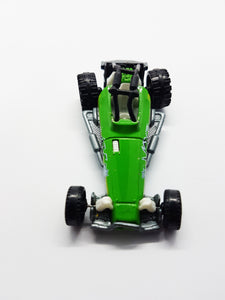 Green Dune Buggy 2006 Matchbox Die Cast Toy | MBX Explorers Vintage Miniature Sports Car - Vintage Radar