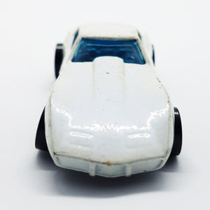 Hot Wheels 1975 Chevrolet Corvette Stingray | Pearl White Classic Toy Car - Vintage Radar