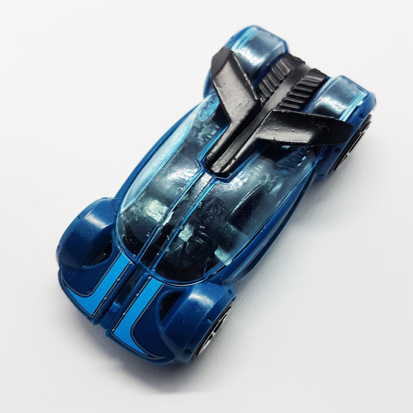 2007 Hot Wheels Iridium Track Star Car | Rare Special Edition Die Cast Toy Car - Vintage Radar