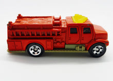 Load image into Gallery viewer, 2002 Matchbox International Pumper Fire Truck | McDonald's Happy Meal Toy Cars - Vintage Radar
