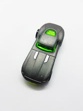 Load image into Gallery viewer, Fast Felion 2008 Hot Wheels Toy Car | Gray Vintage Miniature Car - Vintage Radar