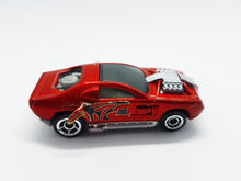 Load image into Gallery viewer, 2005 Red and Gray Hot Wheels Vintage Toy Car | Collectible McDonalds Happy Meal Toy - Vintage Radar