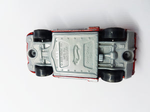 2005 Red and Gray Hot Wheels Vintage Toy Car | Collectible McDonalds Happy Meal Toy - Vintage Radar