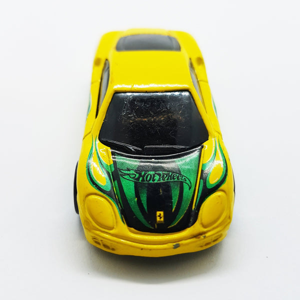 Ferrari 360 Modena 2004 Hot Wheels Diecast Car | Ferrari Heat Series Toy Car - Vintage Radar