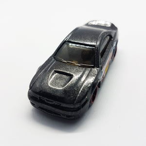 1999 Ford Mustang Hot Wheels Car | Black Vintage Miniature Toy Car - Vintage Radar