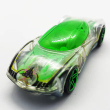 Load image into Gallery viewer, Green Phantasm Hot Wheel Collectible Car | Vintage Skeleton Mattel Toy Car - Vintage Radar