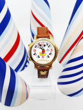Load image into Gallery viewer, Lorus Disney Musical Mickey Mouse Watch | Vintage Disney Watch For Men - Vintage Radar