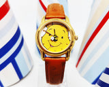 Winnie The Pooh Disney By Seiko SII Marketing Watch | MU0324 Original Vintage Disney Watch - Vintage Radar