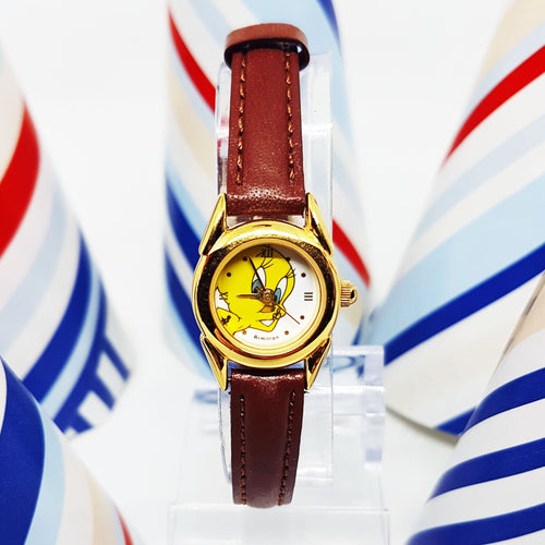 Classic Armitron Tweety Bird Watch | Vintage Looney Tunes Wristwatch