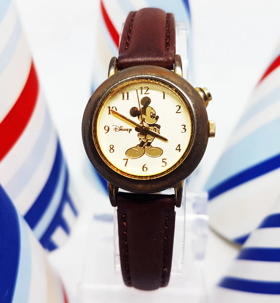 Seiko 90s Rare Mickey Mouse Watch | Disney Vintage Watch - Vintage Radar