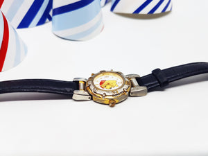 Winnie The Pooh Disney Watch For Men | Vintage Character Christmas Gift Watch - Vintage Radar