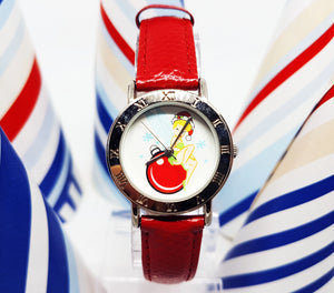 Christmas Tinkerbell Fairy Disneyland Watch | Disney Princess Watch For Women - Vintage Radar