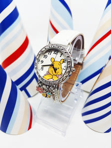 Winnie The Pooh Disney Watch For Her | Vintage Character Christmas Gift Watch - Vintage Radar