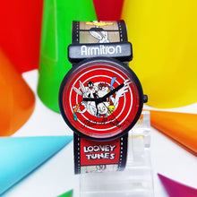 Load image into Gallery viewer, Ultra RARE Armitron Looney Tunes Characters Watch | 90s Vintage Watch