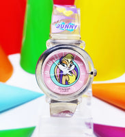 Armitron Lola Bunny Space Jam Watch | 1996 Looney Tunes Vintage Watch For Women - Vintage Radar