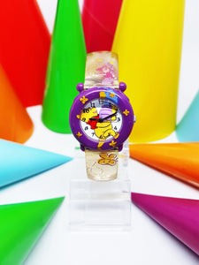 Seiko Winnie The Pooh Watch | Small Disney Vintage Watch For Women - Vintage Radar