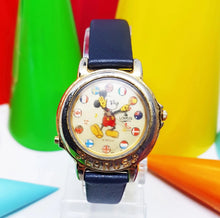 Load image into Gallery viewer, Disney Mickey Mouse Musical Vintage Watch | Lorus Watches Online - Vintage Radar