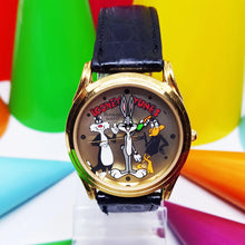 Load image into Gallery viewer, Armitron Looney Tunes Sports Watch for Men | Bugs Bunny Mens Large Character Watch - Vintage Radar