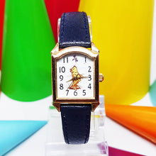 Load image into Gallery viewer, Rare Winnie The Pooh Square Watch For Women | Classic Pooh Timex Christmas Gift Watch - Vintage Radar