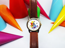 Load image into Gallery viewer, Seiko Winnie The Pooh and Eeyore Vintage Watch | Rare Friendship Gift - Vintage Radar