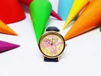 The Pink Panther Armitron Cartoon Watch | Vintage Watch For Men And Women - Vintage Radar