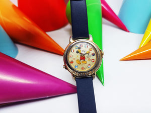 Disney Mickey Mouse Musical Vintage Watch | Lorus Watches Online - Vintage Radar