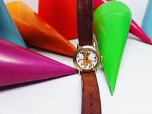 Load image into Gallery viewer, Vintage Disney Timex The Lion King Watch | Gold-Tone Simba Character Disney Watch - Vintage Radar