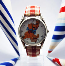 Load image into Gallery viewer, Winnie The Pooh Timex Watch | Vintage Disney Silver-Tone Gift Watch - Vintage Radar