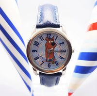 Blue Armitron Scooby Doo Vintage Watch | Cartoon Network Character Watch - Vintage Radar
