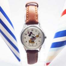 Load image into Gallery viewer, Lorus V515-6080 A1 Minnie Mouse Quartz Watch | Disney Vintage Watch